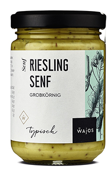 Riesling Senf