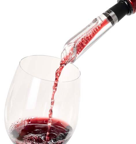 Weinbelüfter und Ausgießer