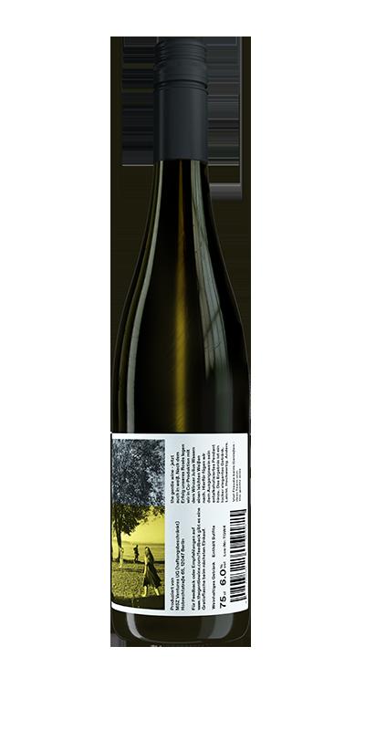 the gentle wine- Weiß  - 6.0 % vol.